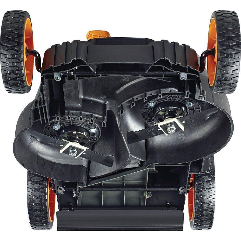 Poulan Pro battery powered lawn mower