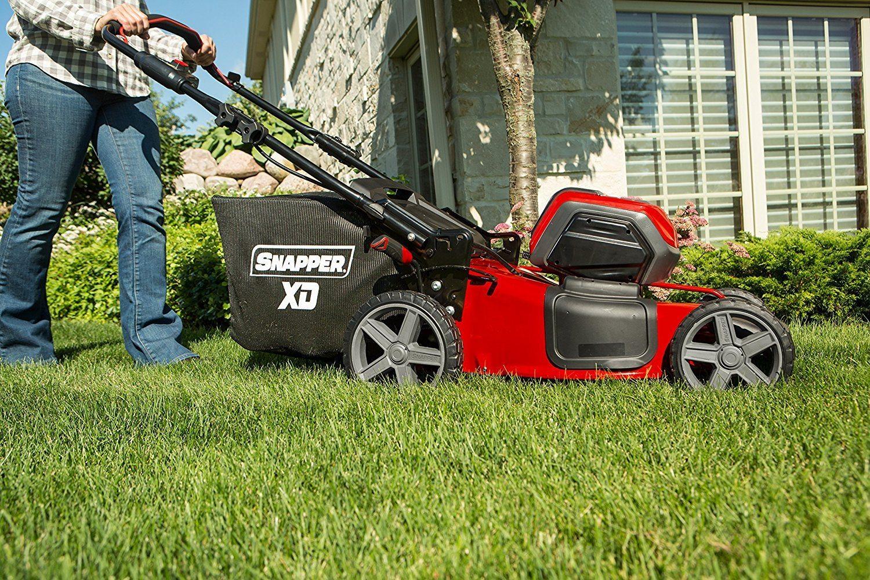snapper xd lawn mower