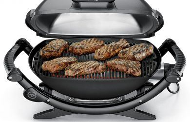 Weber 526001 Q 140 Electric Barbecue Grill