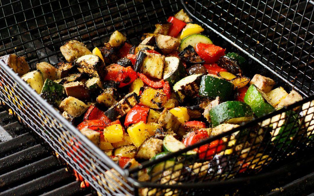 Grilling Vegetables – The Healthy Barbecue Option