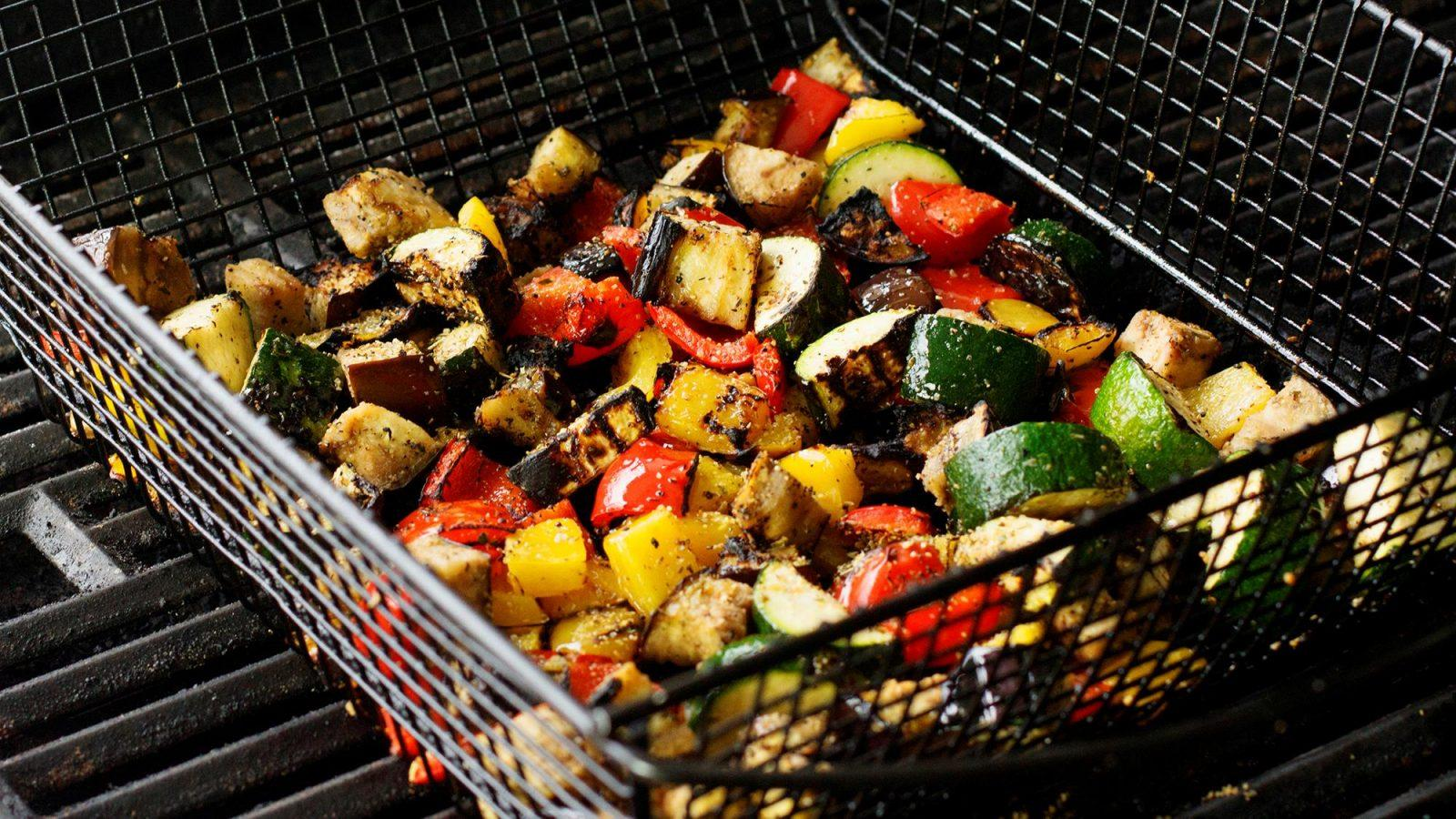 Grilling Vegetables The Healthy Barbecue Option