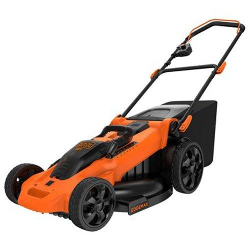 Black & Decker CM2040 20″ Cordless Mower