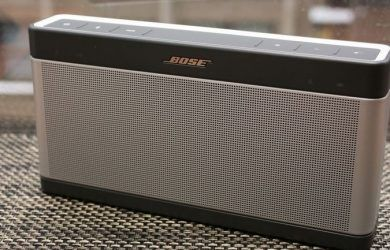 Bose SoundLink III Bluetooth Speaker Review