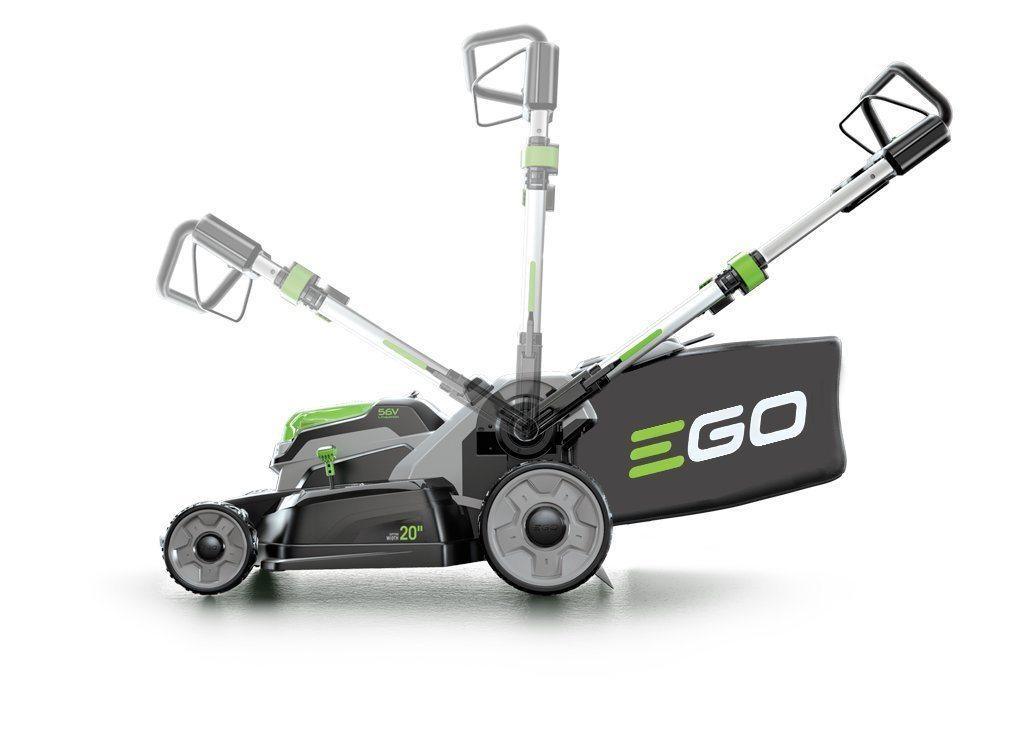 lightweight EGO Power+ 20-Inch Cordless Lawn Mower