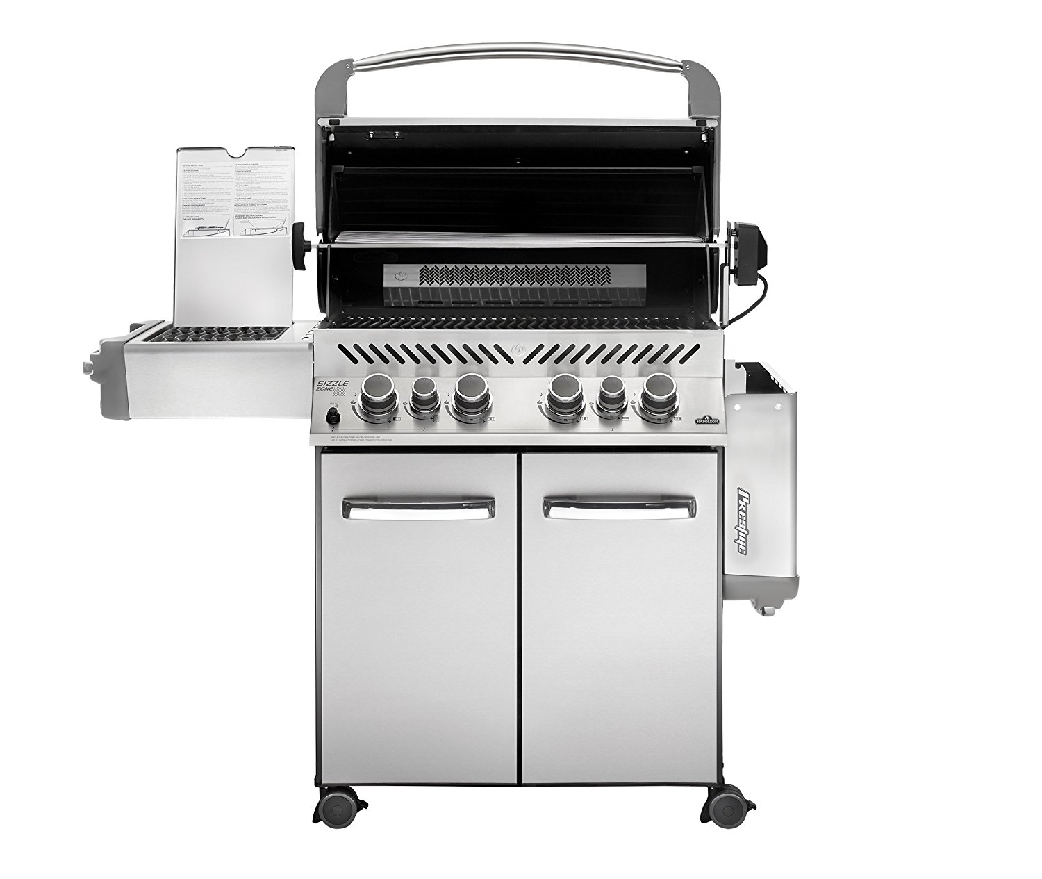 The Best Rated Gas Grills Of 2019 Updated Yardmasterz Com