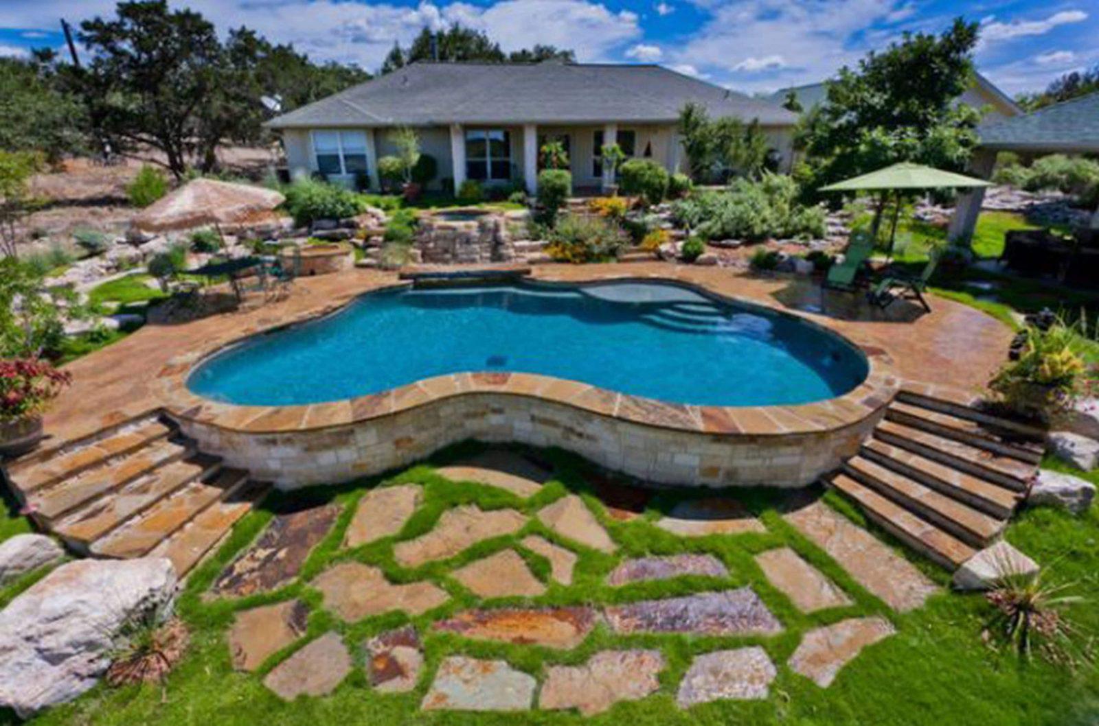 20 amazing backyard pool designs yardmasterzcom