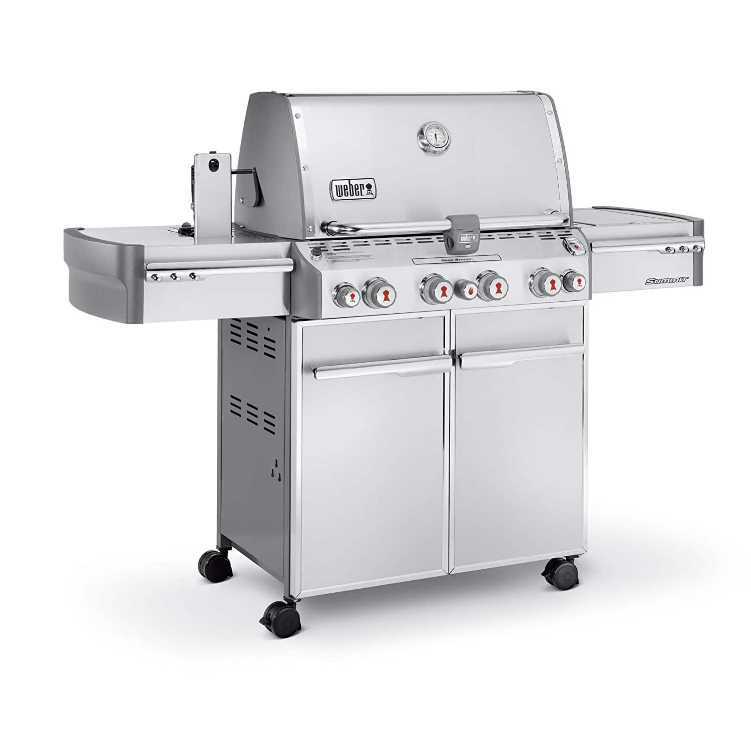 the best rated gas grills of 2018 updated. Black Bedroom Furniture Sets. Home Design Ideas