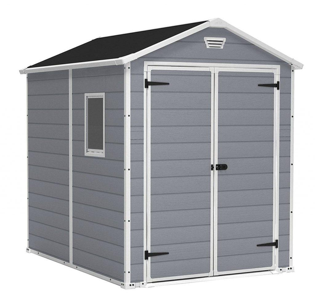 Keter Manor 6 x 6 garden shed