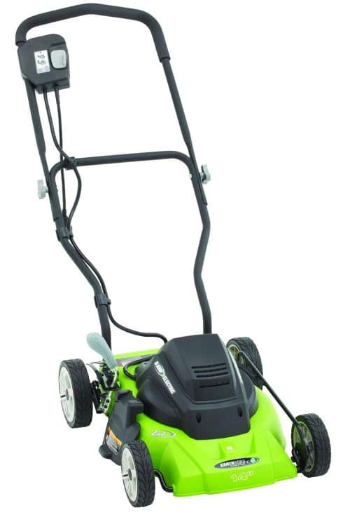 Earthwise 50214 14-Inch Mulching Electric Mower Review