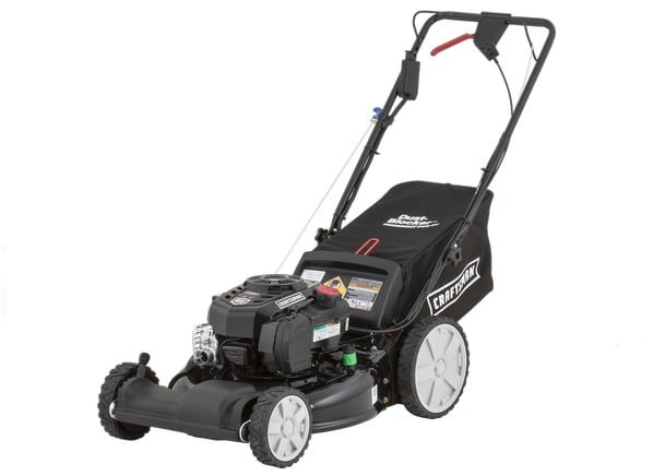 Craftsman 37744 Lawn Mower Review