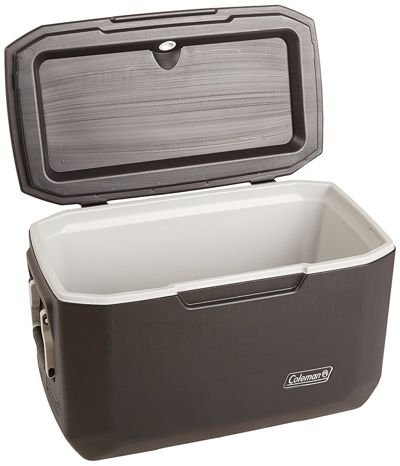 coleman costal extreme cooler open