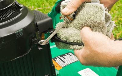 Basic Lawn Mower Maintenance Tips