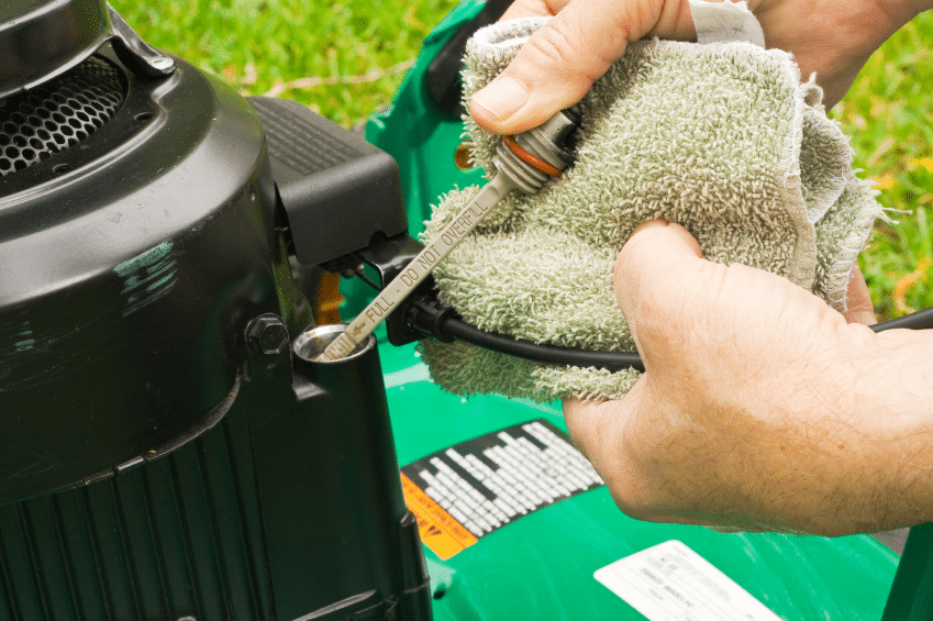 Basic Lawn Mower Maintenance Tips