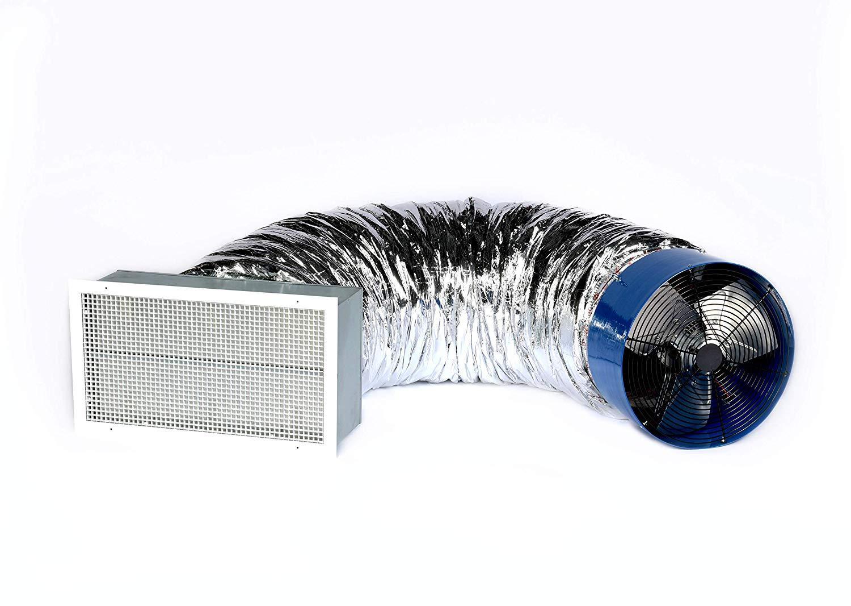 QA-4800(R) Whole House Fan 2