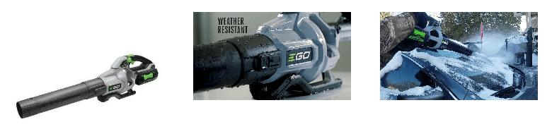 EGO 56 Volt Lithium Ion Cordless Blower