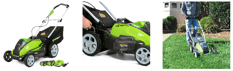Best Cordless Lawn Mower 2020.Black Friday Battery Powered Lawn Mower Deals 2020