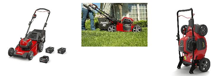 #5 Snapper XD SXDWM82K 21 Inch Cordless Mower Kit