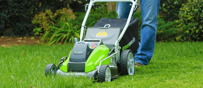 how to purchase a new lawn mower
