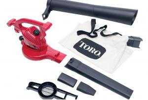 Toro Ultra 250 MPH 350 CFM Electric 12 Amp Blower Vacuum Mulcher-51619 - The Home Depot