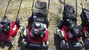 lawn mower comarison guide