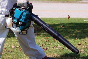 makita leaf blower review