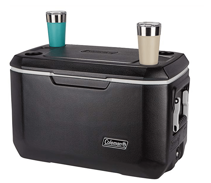 Coleman Cooler Xtreme Cooler Keeps Ice Up to 5 Days Heavy-Duty 70-Quart Cooler for Camping