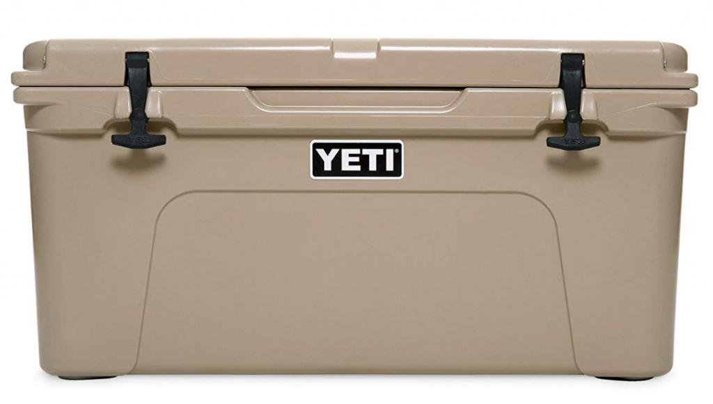 YETI Tundra 65 Cooler, Desert Tan Sports Outdoors(2)