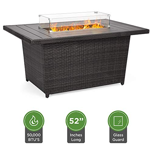 Review The Best Propane Fire Pit Fire Table For 2021 Updated